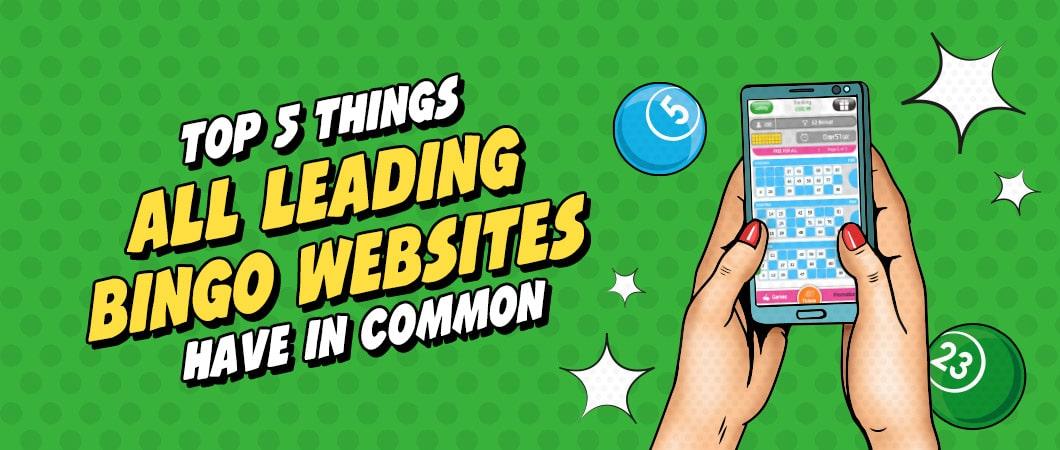 leading bingo websites