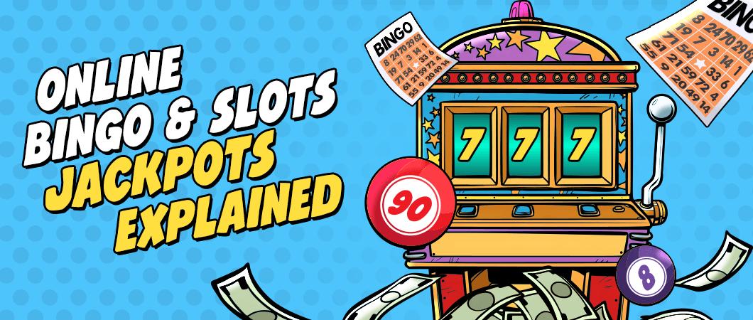 bingo and slots jackpots
