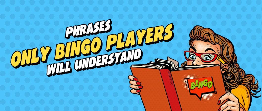 bingo phrases